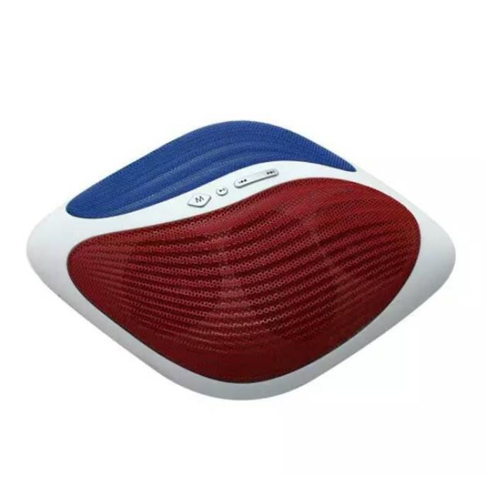 Aitisin A10 Portable Élégant Sans Fil Haut-parleur Bluetooth Fm Support - Tf Bu @soko2997
