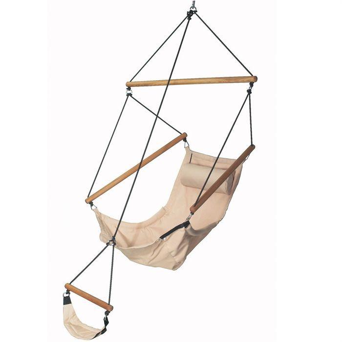 amazonas fauteuil hamac suspendu swinger sand achat vente hamac fauteuil hamac swinger. Black Bedroom Furniture Sets. Home Design Ideas