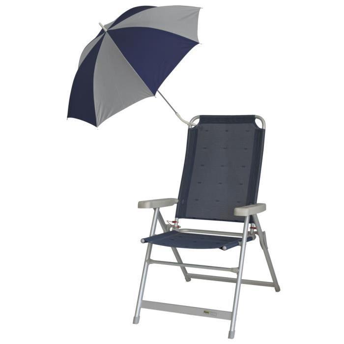 Parasol pour chaise eurotrail amovible prix pas cher - Prix pour rempailler une chaise ...