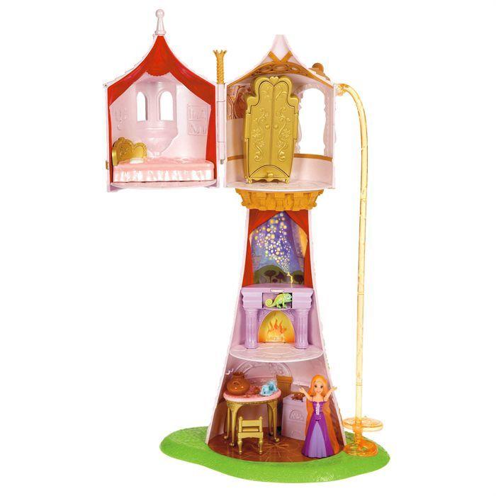 mini tour magique de raiponce princess raiponce achat