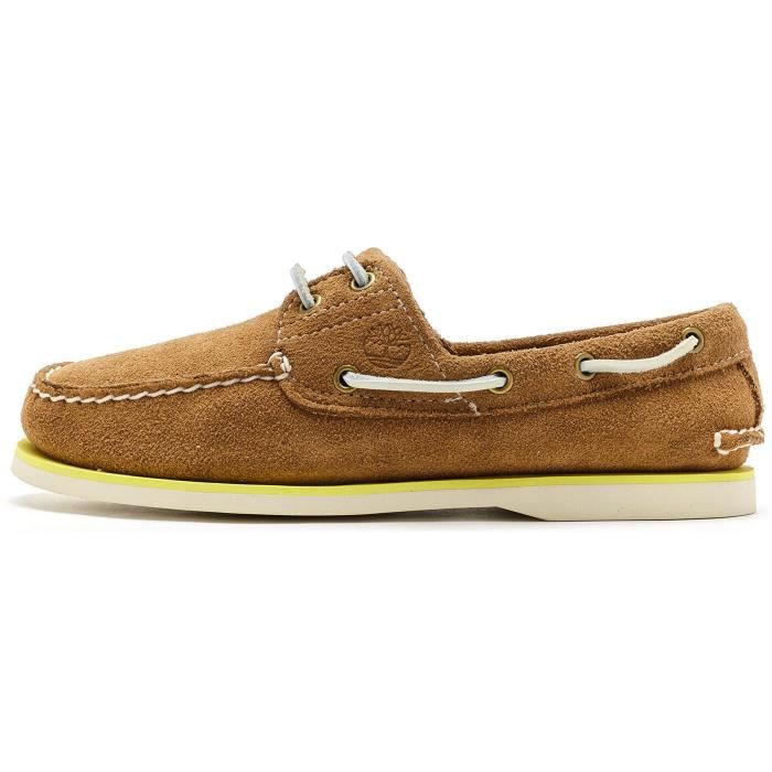 Timberland Earthkeepers Heritage 2 Eye Chaussure bateauen Marron 6200A cxmO3