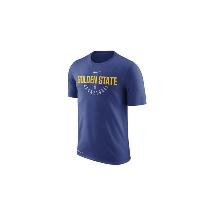 Vente Warriors Bleu Dry State T Shirt Achat Nike Golden qIS8HT