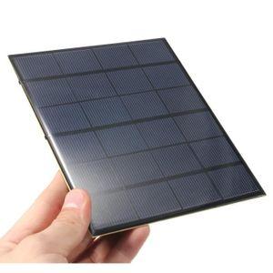 mini panneau solaire achat vente mini panneau solaire pas cher cdiscount. Black Bedroom Furniture Sets. Home Design Ideas