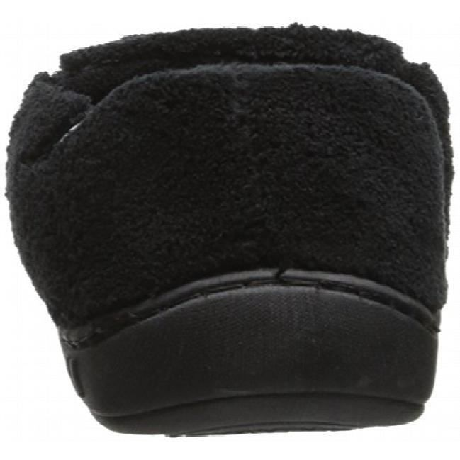 Men's Microterry Slip On Slippers With Memory Foam RFWZZ Taille-XL