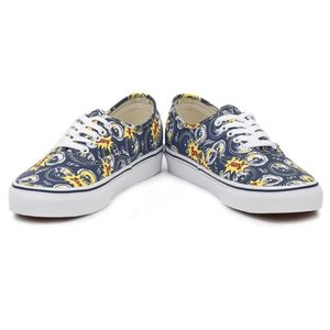 Vans Authentic Homme Boom City True White Toile Baskets 0gnmhC