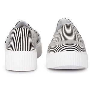 36 IRHD2 Sneaker Stripes Canvas Women's Taille qzxXaAwct