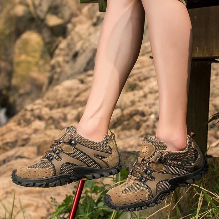 maille hommes chaussures de plein air mode automne antidérapante style britannique de mocassin