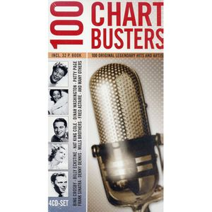 CD JAZZ BLUES 100 Chart Busters