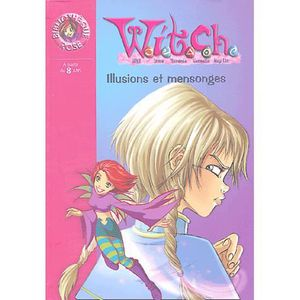 Livre 6-9 ANS Witch Tome 6