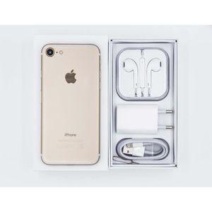 SMARTPHONE iPhone 7 32 Go - Doré + 5 accessoires