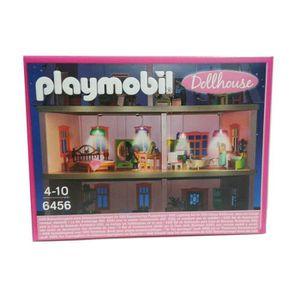 ACCESSOIRE DE FIGURINE PLAYMOBIL 6456 Dollhouse - Kit d'éclairage pour ma