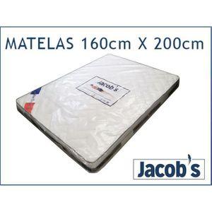 MATELAS Matelas Jacob's 160x200x20cm