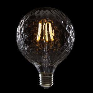 AMPOULE - LED Ampoule À LED Filament Vintage G95 E27 6W 600Lm Ka