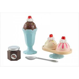 DINETTE - CUISINE Jouet crème glacée en bois KidKraft