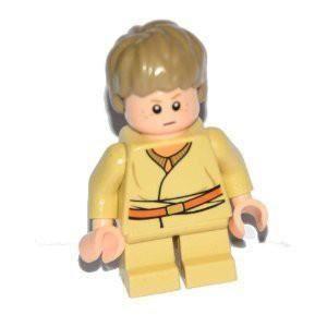 ASSEMBLAGE CONSTRUCTION LEGO Star Wars: Anakin Skywalker (Short Jambes) Mi