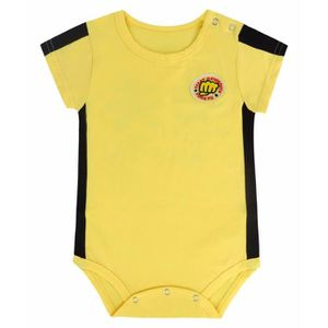 Ensemble de vêtements Vêtements de bébé Grenouillères Kung Fu Garçon Pyj