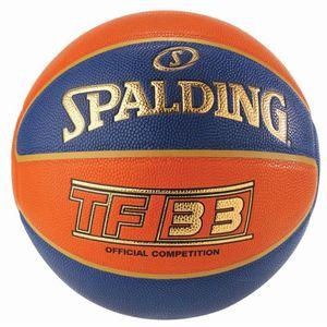 BALLON DE BASKET-BALL Ballon Spalding TF 33 In-Out