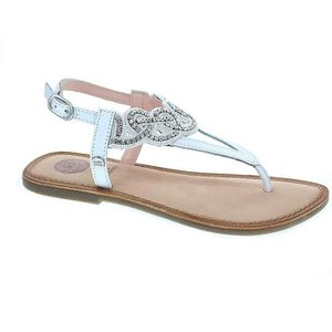 SANDALE - NU-PIEDS Sandales - Gioseppo 45036  Fille  Blanc