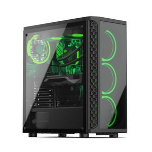 UNITÉ CENTRALE  PC Gamer, Intel i7, RX570, 1To HDD, 8 Go RAM, Win