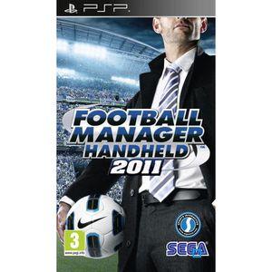 JEU PSP Football Manager 2011 PSP [import anglais]