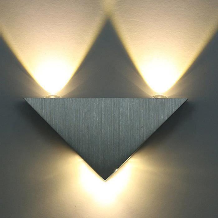 Métal Luminaire Diy Appliques Chambre Porche Mur Led Hôtel Cantine Lampe sQCthrd