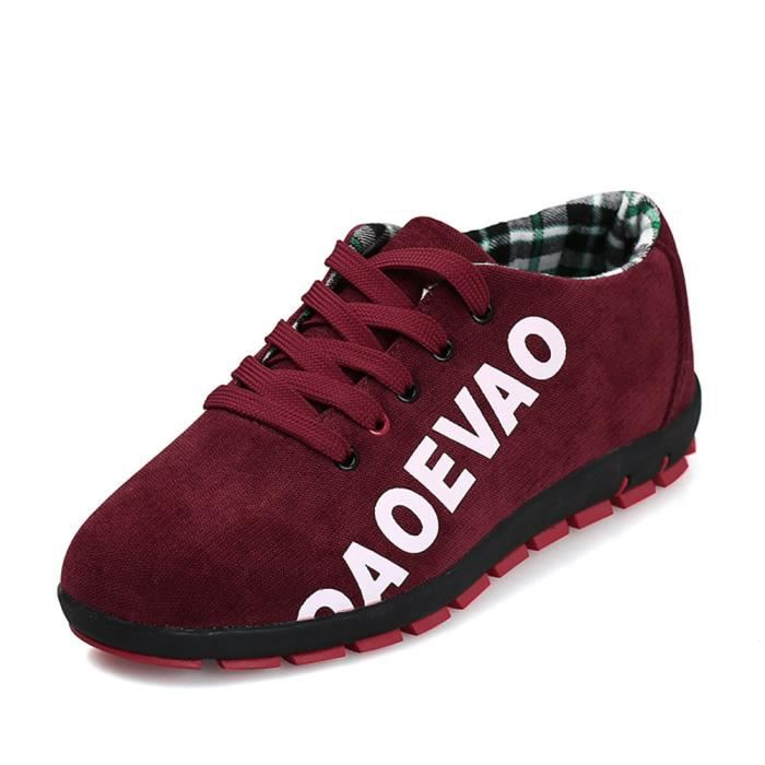 Chaussures Homme Nouvelle Mode 2017 Poids Léger Antidérapant Classique Confortable Respirant Chaussures Homme wYyPI9gyc1