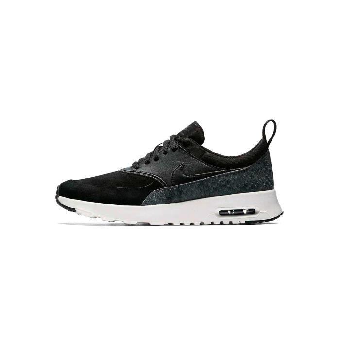 énorme réduction 74360 c7d93 Nike thea noir - Achat / Vente pas cher