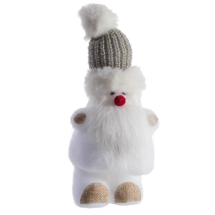 Petite figurine de noel achat vente petite figurine de noel pas cher cdiscount - Petit pere noel figurine ...
