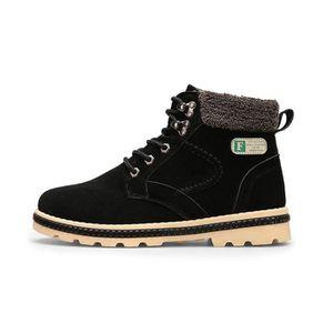 Chaussures DéTente En Toute LéGèReté Chic Poids LéGer Amortisseur Homme Noir 44 R17172002_D17-D17-1 AF8Hm7SHmD