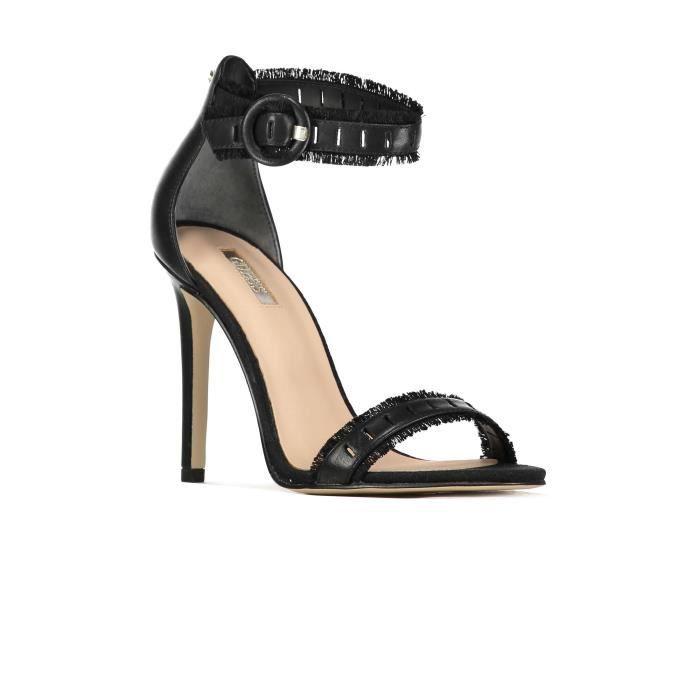 Sandales Guess Petra Noir Femme