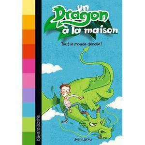 Livre 6-9 ANS Un dragon à la maison Tome 2