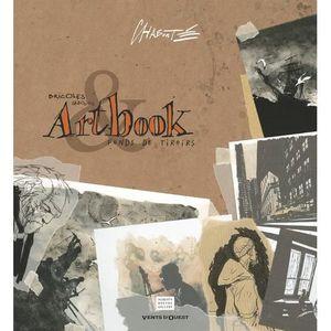 BANDE DESSINÉE Artbook. Bricoles, gribouillis, fonds de tiroirs