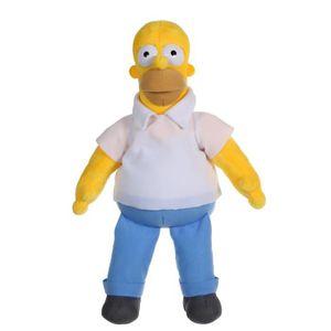 LES SIMPSONS Peluche Homer 25cm