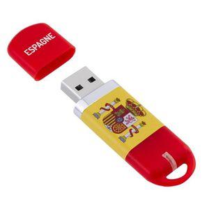 KEYOUEST Clé USB Espagne - 8 Gb