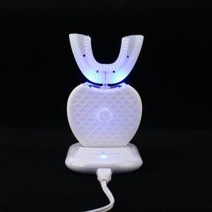 BROSSE A DENTS ÉLEC Brosse à dents électrique automatique rechargeable