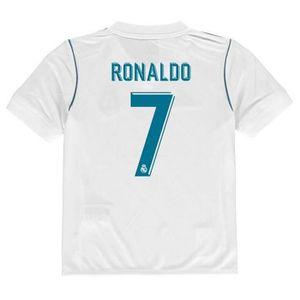 MAILLOT DE FOOTBALL Nouveau Maillot Enfant Adidas Réal de Madrid Home