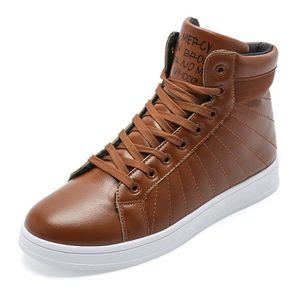 BASKET Mode Baskets Mid Montantes Chaussures Homme Chaud