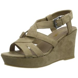 Achat Vente Bout Cher Ouvert Pas Sandale Compensee edxCrBo