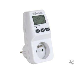 MULTIMÈTRE WATTMETRE COMPTEUR ENERGIE ELECTRIQUE 230V / 16A