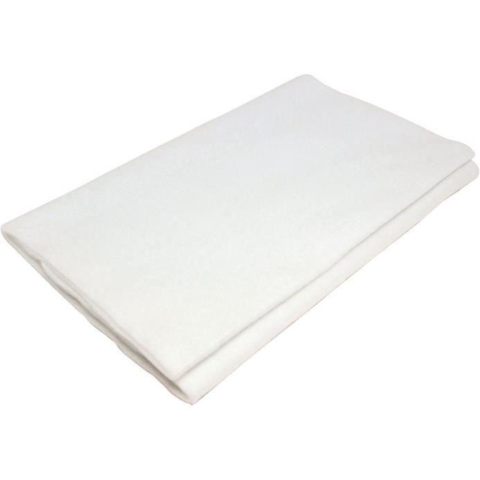 Molleton découpable - 130x40 cm