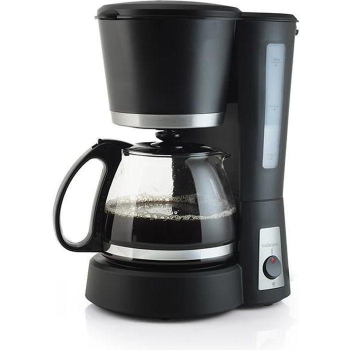 TRISTAR CM1233 Cafetière filtre - Inox