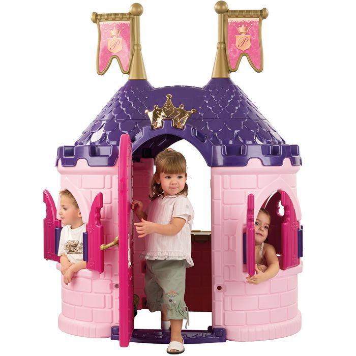 MAISONNETTE EXTÉRIEURE Château Disney Princess