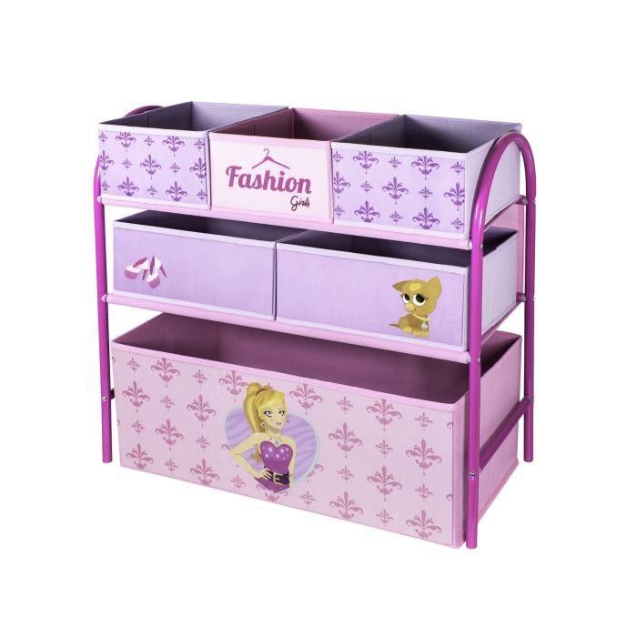 meuble rangement chambre enfant achat vente pas cher. Black Bedroom Furniture Sets. Home Design Ideas