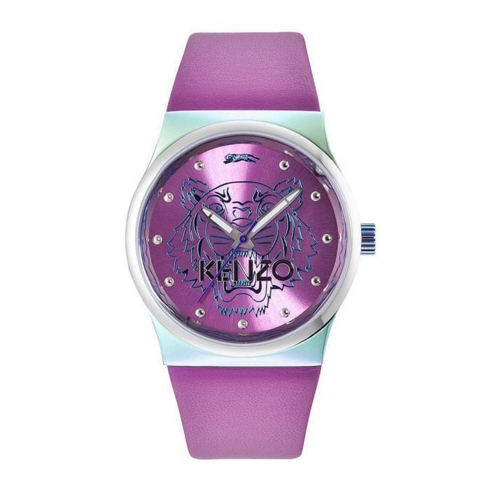 Femme Pour Kenzo Bracelet Montre ColorisRose K0022006 pzqUSMV