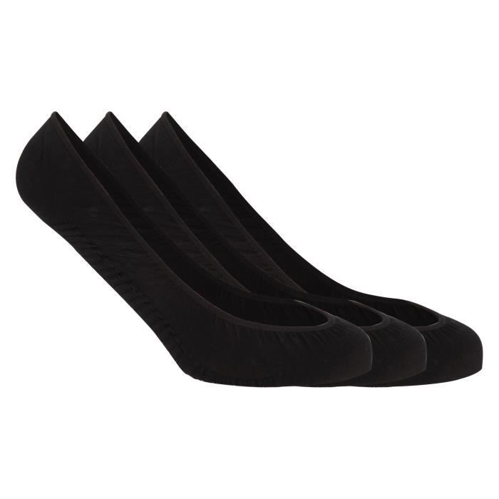 Soho Collection - Protège-pieds (3 paires) - Femme