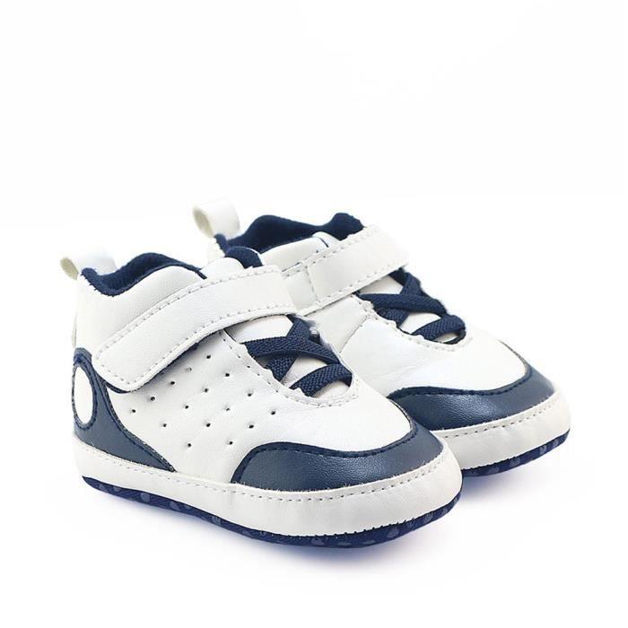 Frankmall®Mode Bébés garçons filles berceau chaussures semelles douces anti-dérapant espadrilles#WQQ0926366 fDBZeME
