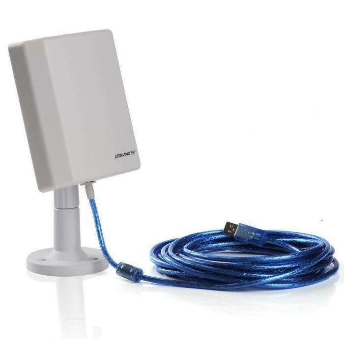 Antenne wifi exterieur prix pas cher cdiscount - Antenne wifi usb longue portee ...
