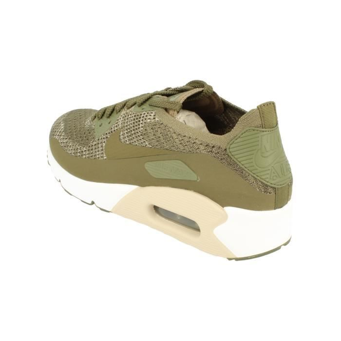 Nike Air Max 90 Ultra 2.0 Flyknit Hommes Running Trainers 875943 Sneakers Chaussures