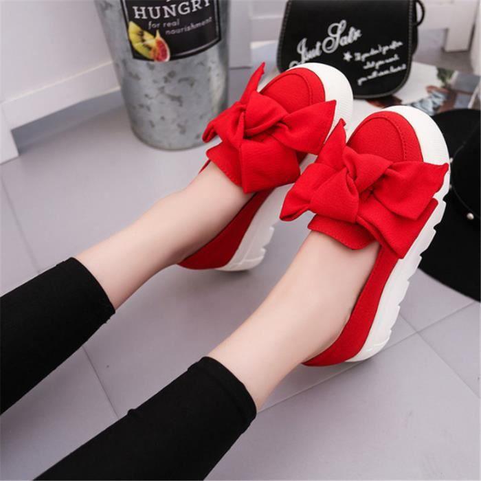 Chaussures Femme 5cm talon Chaussure BDG-XZ054Rouge39