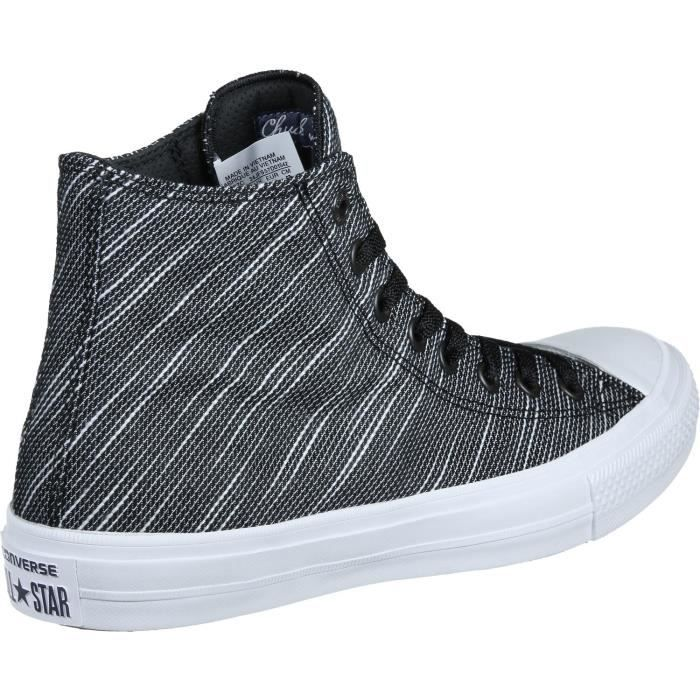 white 5 Women's All Ii Shoes Chuck Star Taille m Taylor Textile Black Size Athletic 11 Hi Converse navy Azee2 IY76gfyvb